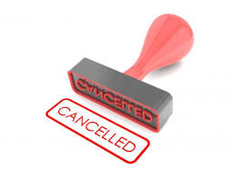 Letter To Discontinue Services Sample Letters Of Cancellation Of Business Contract Lovetoknow