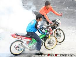 wallpaper drag bike fcci racing