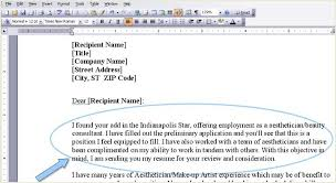 what should my cover letter say cover letter sample examples of opencharters com
