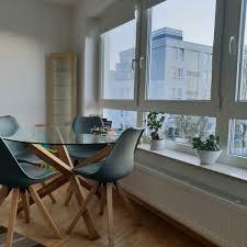 Designer Esstisch Glastisch Tisch Glas Holz