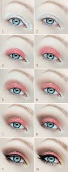 9 fun colorful eyeshadow tutorials for makeup eye makeup ranging from natural to drag queens makeup eye makeup and makeup tips