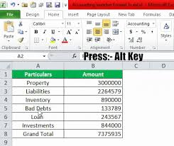 Accounting Number Format In Excel How To Apply Accounting
