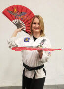 Belen Goju Ryu black belts - Valencia County News-Bulletin