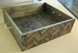 diy decorated storage boxes. DIY Herringbone Box \u2013 A Creative Way To Add Storage And Style Diy Decorated Boxes E