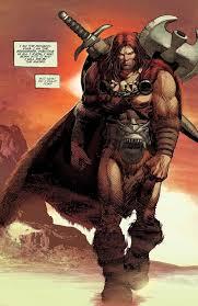 Barbarians! Jeff Lemire And Mike Deodato Jr. Talk Berserker ...