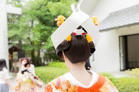 和装婚の花嫁向け文金高島田の花嫁のオススメ画像10選