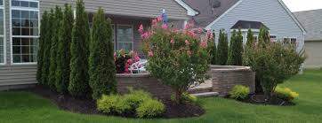 office landscaping ideas. Popular Of Landscaping Ideas Around Patio Landscape Shrub Plantings Office Building A