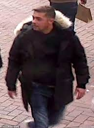 police have appealed for information which leads to this man who is wanted in connection