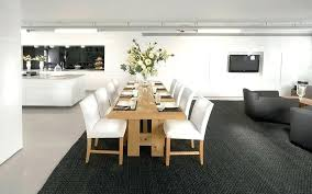 large black living room rug view in gallery large textured black rug in a dining and