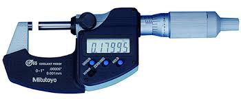 Micrometer Reading Use Measurement Easy Guide 2018