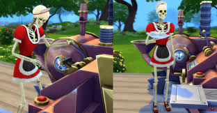Mod The Sims - Bonehilda from The Sims 3
