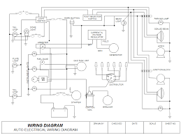 how to draw electrical diagrams and wiring diagrams automotive wiring diagram at Wiring Schematics