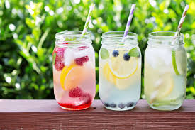 fruit infused vodka is a great way to