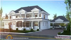1024 x auto modern super luxury home design kerala floor plans house plans 70993