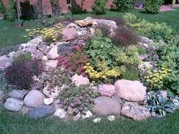 Attractive Simple Rock Garden Ideas Rock Garden Design Tips 15 Rocks Garden  Landscape Ideas Gardens