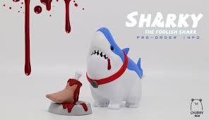 sharky the foolish shark by chubby bear studio pre order info  sharky the foolish shark by chubby bear studio pre order info