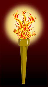 Fire Lighting Torch Torch Fire Lighting Light Flame Free Image From Needpix Com