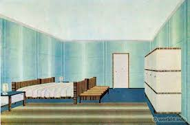 Bedroom Design By Wilhelm Dechert Art Deco Interior 40s Lost Impressive 1930S Interior Design