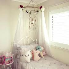 Curtains For Little Girl Room Girls Hanging Canopy Little Girl ...