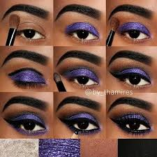 step by step eye makeup pics eva tornado s collection