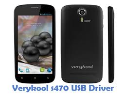 Download Verykool s470 USB Driver