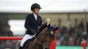 Equestrian Jessica Springsteen ...