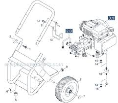 karcher k 2400 hh parts list and diagram (1 194 301 0
