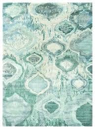 blue modern area rugs watercolor blue green modern area rug contemporary area rugs by modern blue