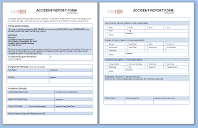 Blog Posts Tagged With Sample Accident Forms