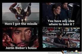 Iron Man Funny Quotes. QuotesGram via Relatably.com