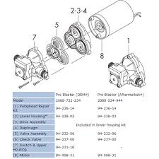 shurflo 2088 wiring diagram shurflo image wiring shurflo pump service kits parts west marine on shurflo 2088 wiring diagram