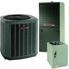 trane gas furnace prices. Interesting Gas Trane 35 Ton XR14 AC U0026 XR95 Gas Furnace Installed Complete With Prices N