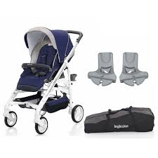 inglesina trilogy stroller with travel bag car seat adaptor positano