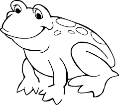 They have also been download frog coloring page or print frog coloring page. Frog Pictures For Kids Coloring Home