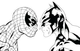 Spiderman Printable Face Mask Children Coloring Printable Coloring ...