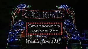 Zoo Lights Hours Washington Dc Christmas Zoo Lights Washington Dc National Zoo