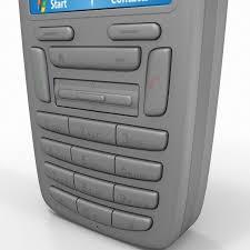 Qtek 8010 3D Model $49 - .c4d .max .obj ...