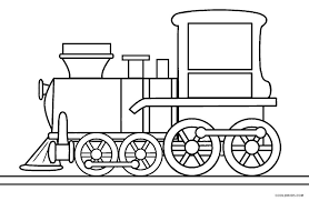 Locomotives, toy train cars and more train pictures and sheets to color. Free Printable Train Coloring Pages For Kids