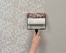 Small Picture MIND BLOWN Transform Your Walls With Patterned Paint Rollers