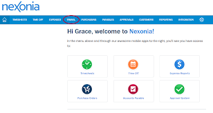 travel profile adding passport details into your travel profile nexonia
