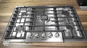 30 gas cooktop. Bosch Benchmark Series 30\ 30 Gas Cooktop