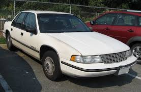 Chevrolet Lumina - Simple English Wikipedia, the free encyclopedia