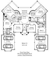 this 4 car garage house plans from 3 bedroom 2 bath 2 car garage floor plans