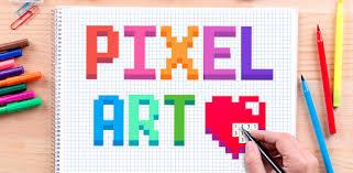 Приложения в Google Play – Pixel Art: Раскраска по номерам