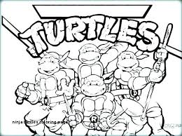Ninja Turtles Printable Coloring Pages New Teenage Mutant Ninja