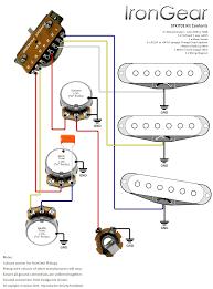 import strat wiring diagram 5 way strat switch wiring diagram 5 way pickup selector 2 humbuckers at Fender 5 Way Switch Wiring Diagram