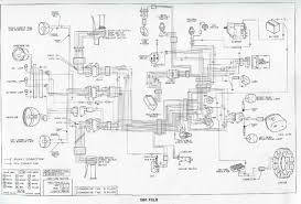harley davidson wiring diagrams and schematics 1991 flxr
