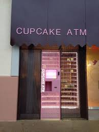 Cupcake Vending Machine Dallas Custom Sprinkles Cupcakes ATM I Tell Everyone About This Because These