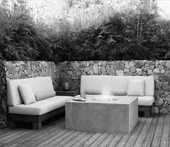 modern concrete patio furniture. Patio Outdoor Furniture Pretty Design Modern Concrete Photos E