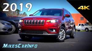 2019 Jeep Cherokee Latitude Plus Ultimate In Depth Look In 4k Jeep Cherokee Jeep Jeep Suv